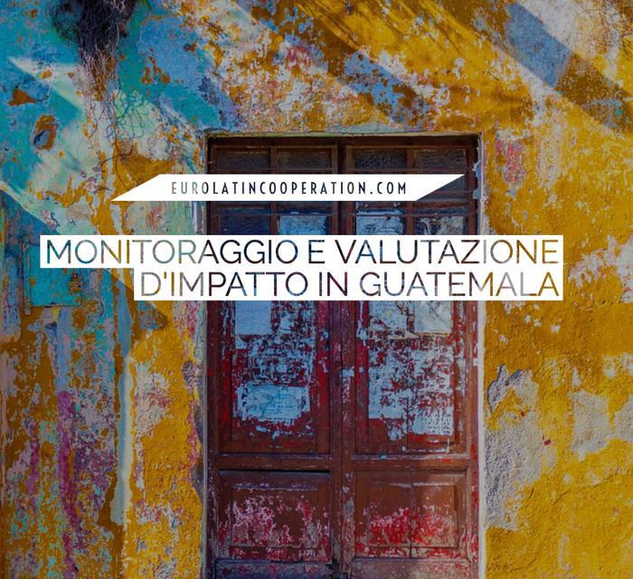 Valutazione d'impatto in Guatemala