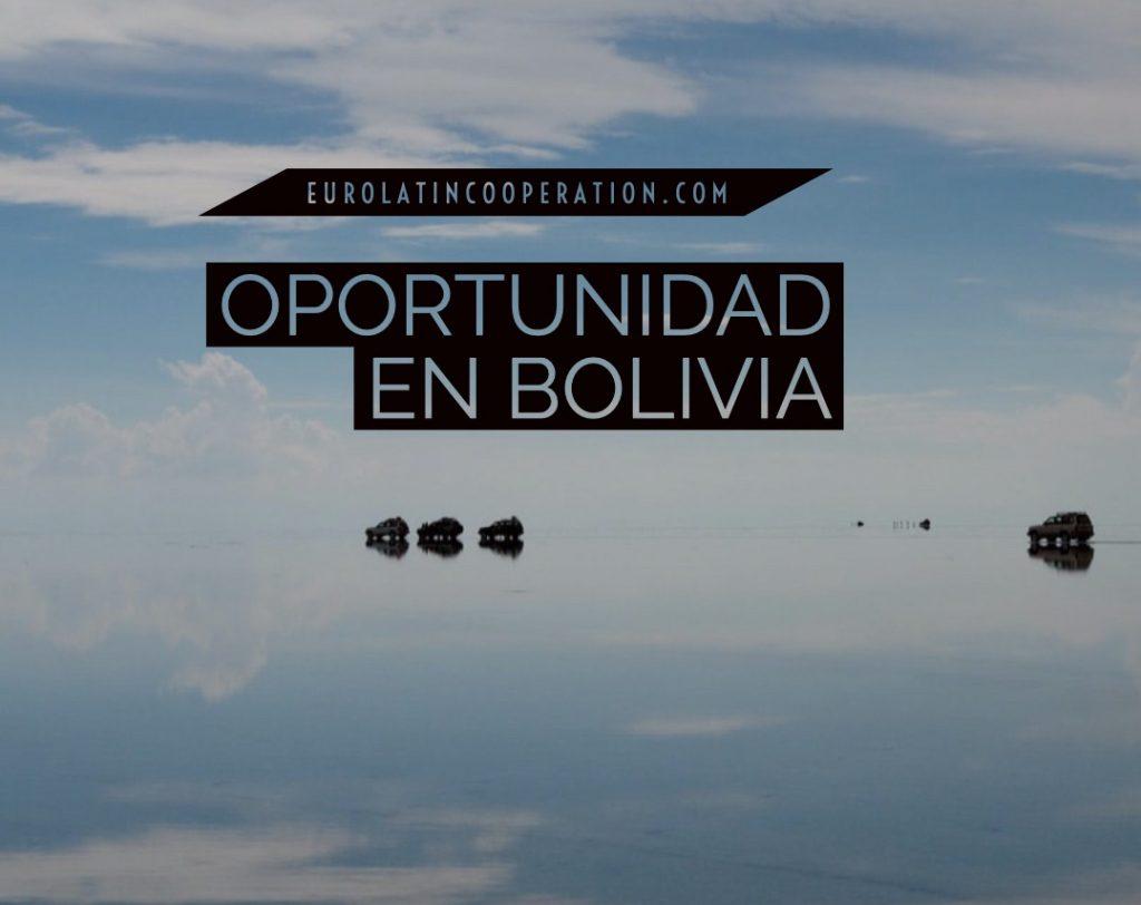 gestión de proyectos en Bolivia